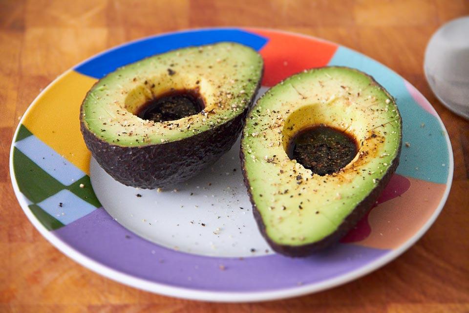 Schnelle avocado esse est percipi for Minimalistisch essen